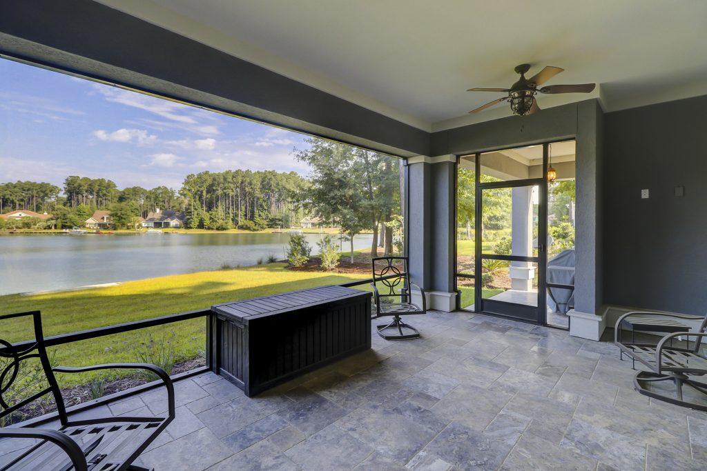 234 Hampton Lake Drive Bluffton,SC 29910 - Covered Porch