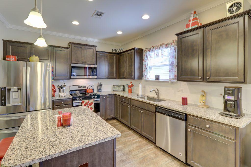 59 Augustine Road Bluffton,SC 29910 - Open Kitchen