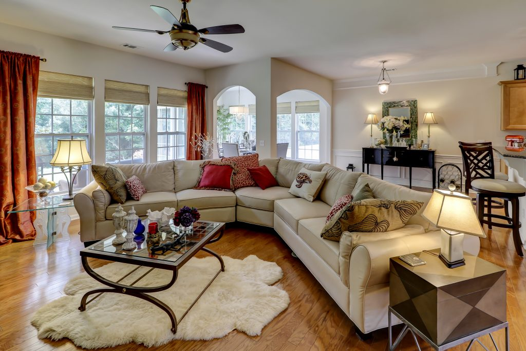 11 Blackstone River Road Bluffton, SC 29910 - Great Room