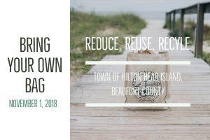 Single-use plastic bag ordinance Hilton Head, SC