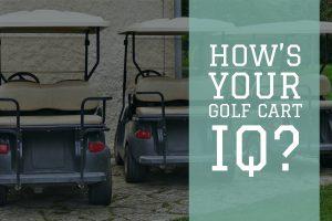 New SC Golf Cart Laws November 2018