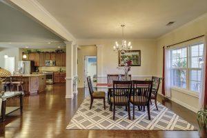 206 Medlock Place Bluffton, SC Formal Dining Room