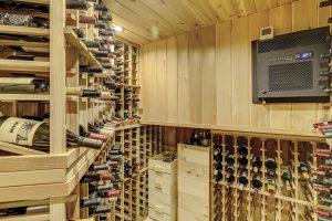 38 Plantation Drive, Hilton Head Island, SC, 29928 Wine Cellar