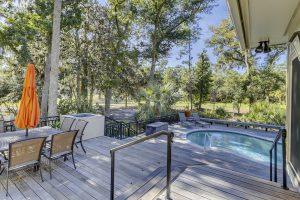 38 Plantation Drive, Hilton Head Island, SC, 29928 Deck and Pool