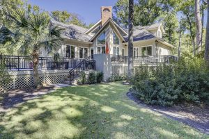 38 Plantation Drive, Hilton Head Island, SC, 29928 Backyard