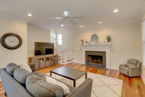 28 Bostick Circle, Beaufort, SC Living Room