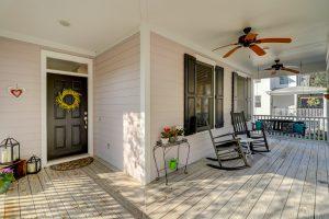 28 Bostick Circle, Beaufort, SC Porch