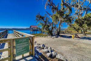 800 Distant Island Drive, Beaufort, SC Boat Landing