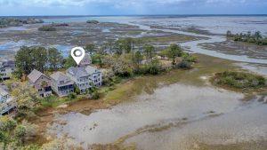 28 Sterling Pointe Drive, Hilton Head Island, SC Aerial View