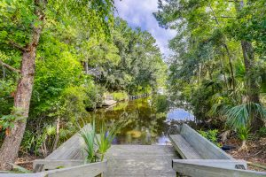29 S Shore Court on 11-Mile Lagoon in Palmetto Dunes