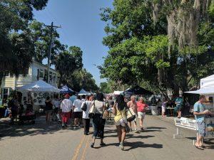 Calhoun Street Festival in Bluffton SC
