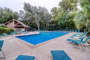 Plantation Club Villas Community Pool