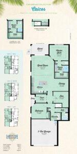 Latitude Margaritaville Hilton Head Caicos Floor Plan