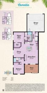 Latitude Margaritaville Hilton Head Camellia Floor Plan