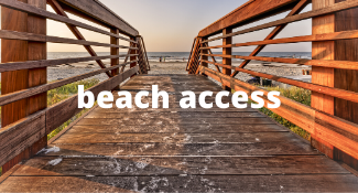 Hilton Head / Bluffton SC Relocation Guide - Beach Access