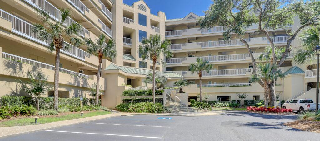 301 Barrington Arms Villas, Hilton Head Island SC