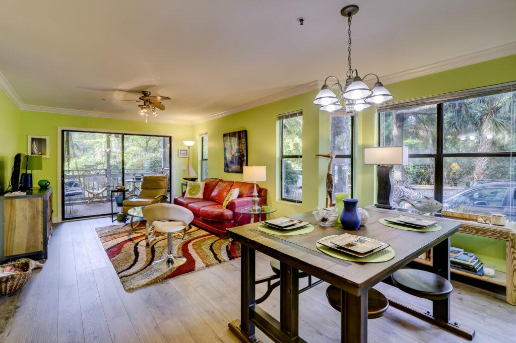 7101 Treetops Villas, South Forest Beach, Hilton Head Island, SC
