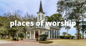 Hilton Head / Bluffton SC Relocation Guide - Churches