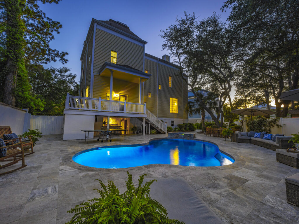 Luxury Beach House - Hilton Head Island in Burkes Beach
