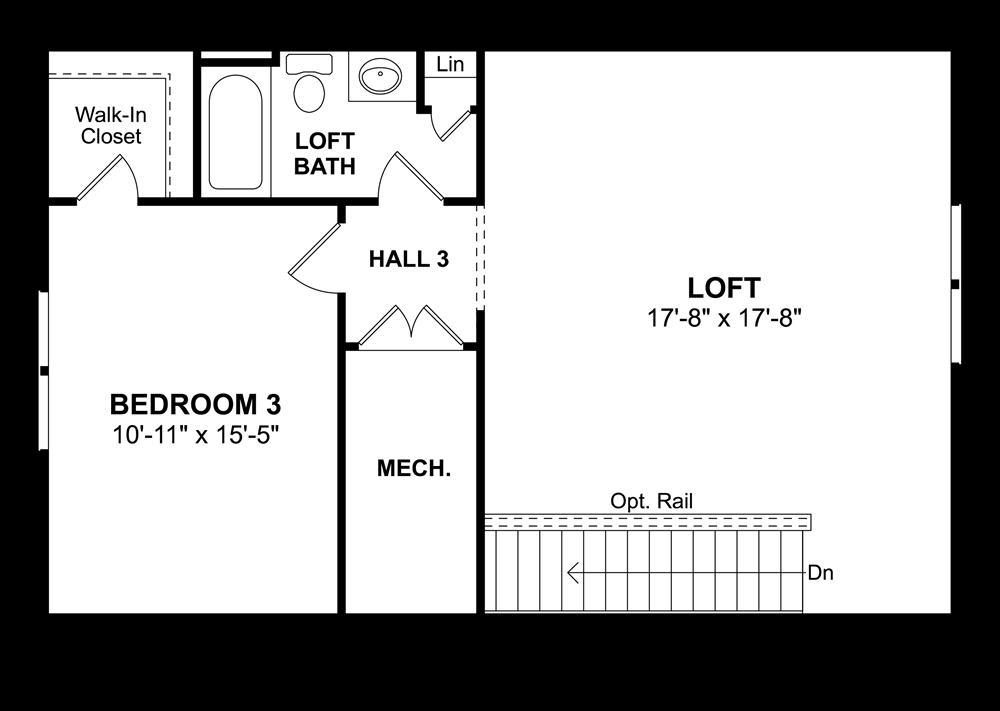 Donegal loft 2