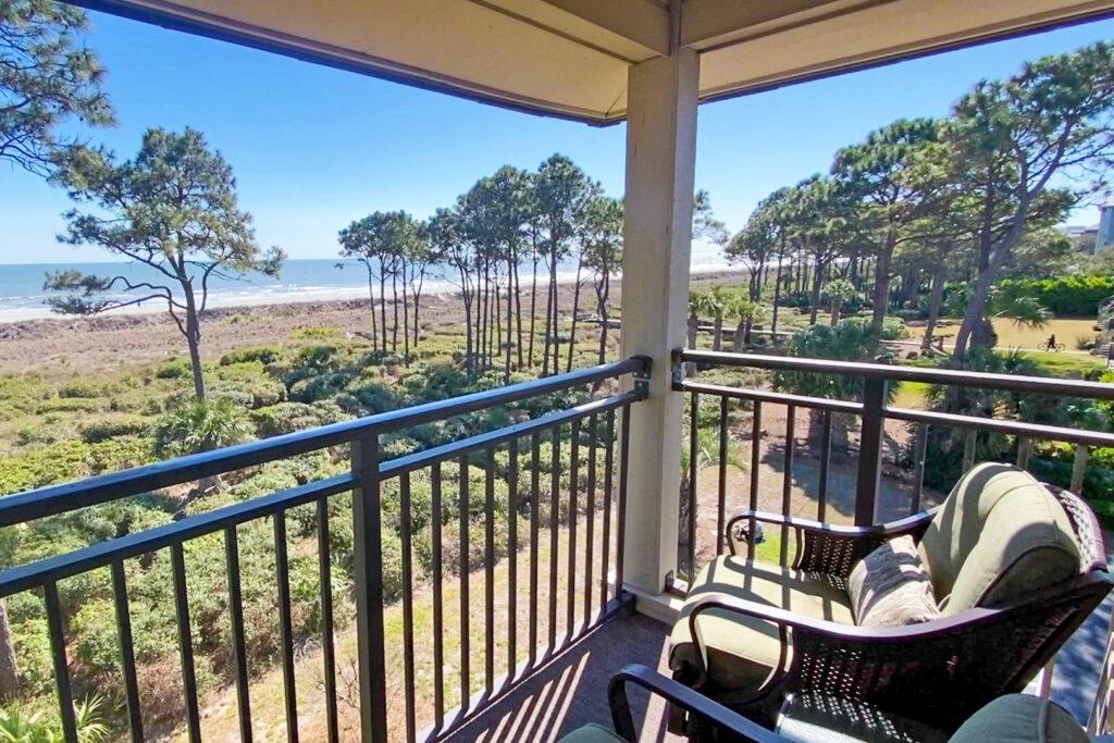 372 Sea Side Villas Hilton Head Ocean View