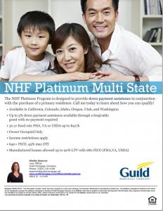 NHF Program Shelby