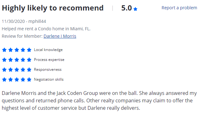 jack coden zillow review
