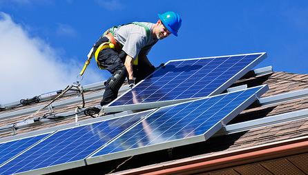 Solar Panel Homes in El Cajon CA