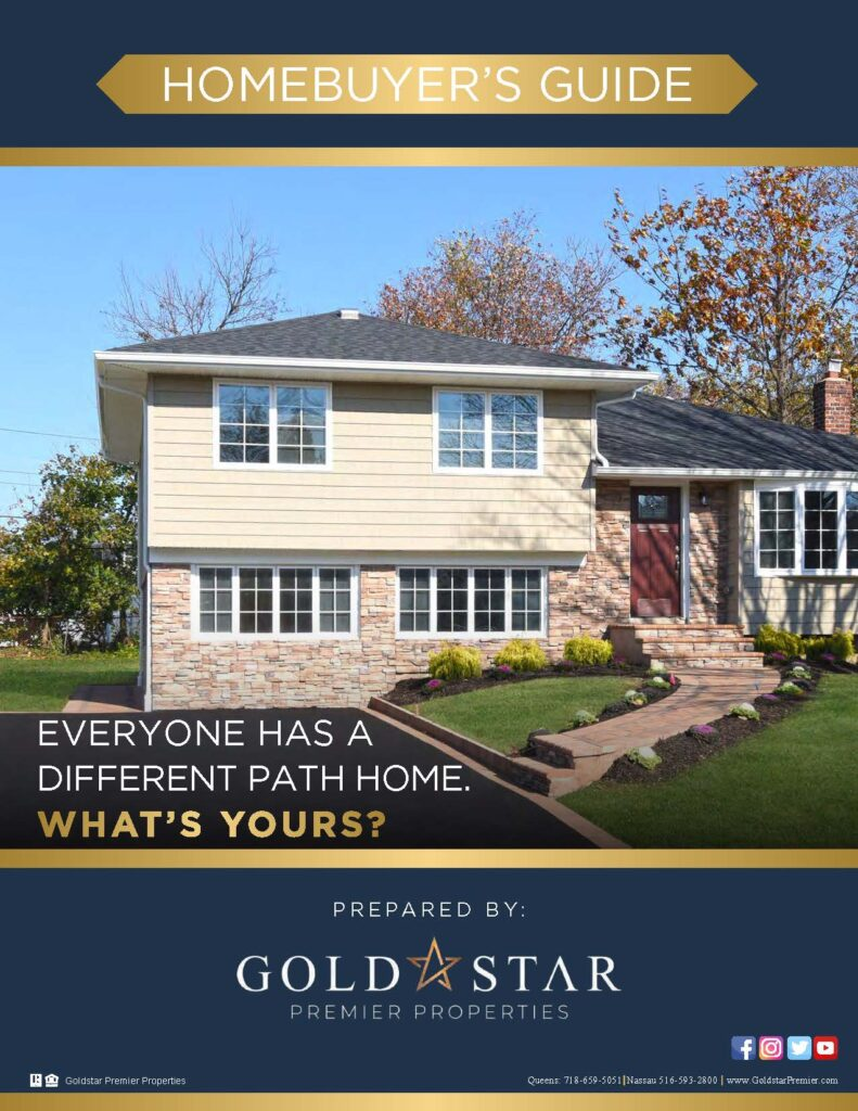 Home Buyer's Guide-Goldstar Premier Properties-Cover Image