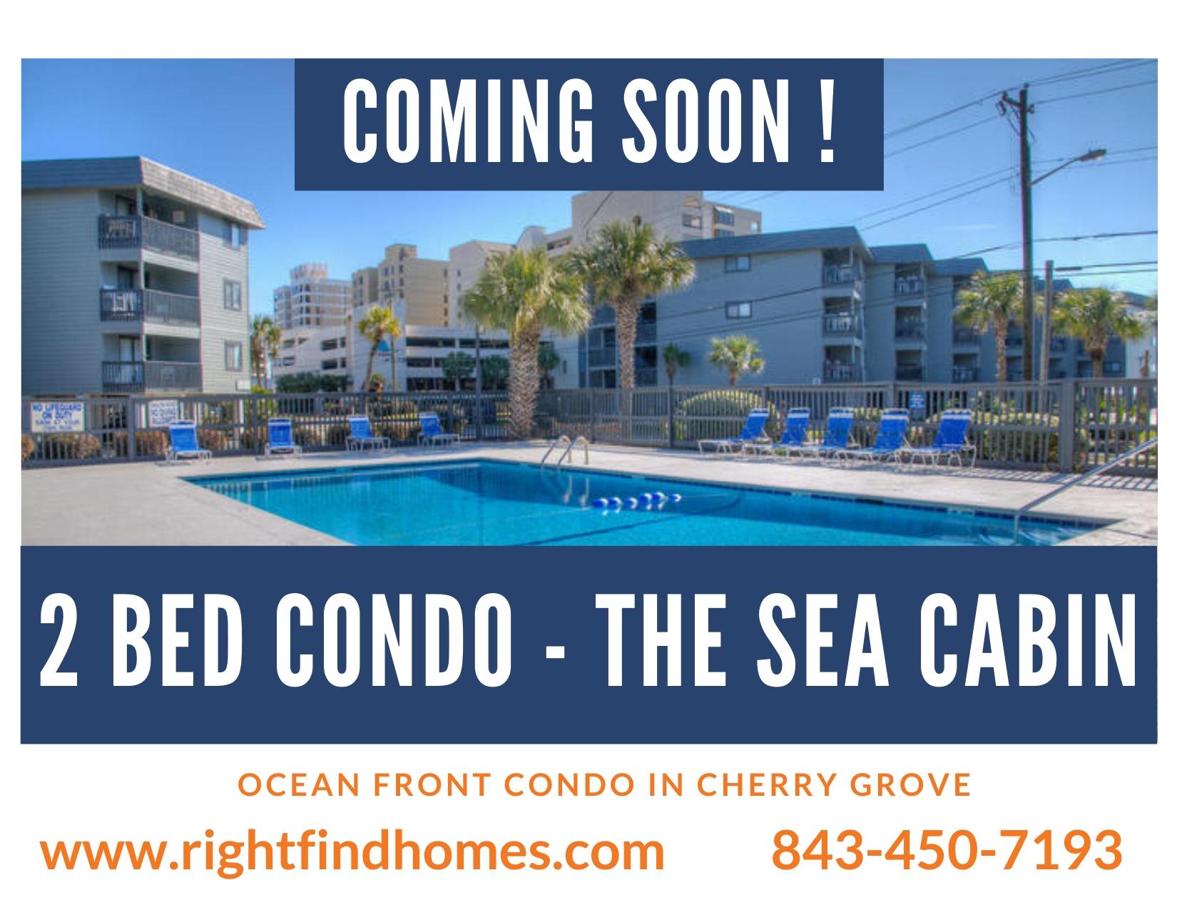6000 N Ocean Blvd Sea Cabin #335