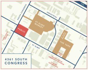 Public Loft 4361 South Congress Austin Texas Tx 78745 St. Elmo District