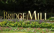 Bridgemill Canton Georgia Entrance (1)