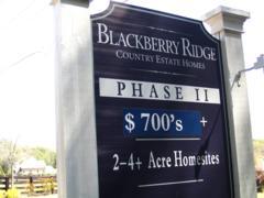 Cherokee County Blackberry Ridge Alpharetta