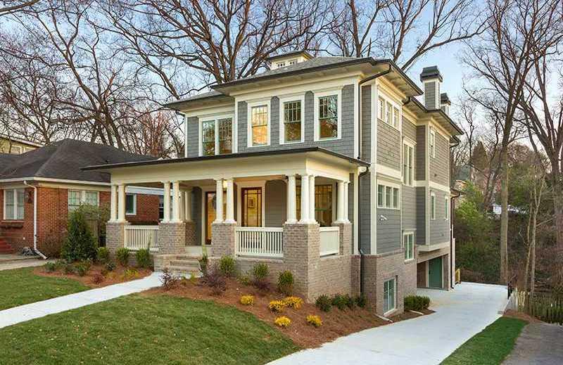 Drewry street virginia highlands charming homes built 1912 for New build homes under 250k