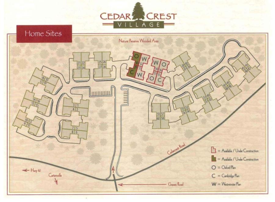 Paulding County Cedar Crest Village
