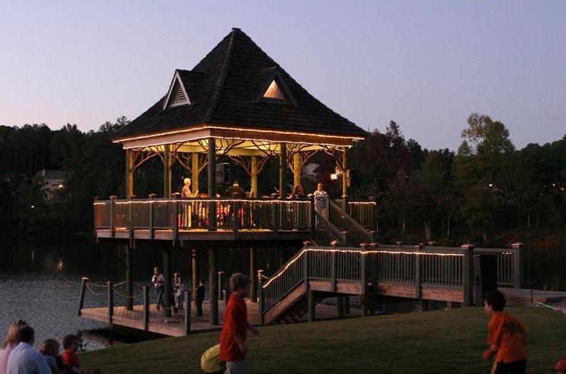 Harmony On The Lakes Canton GA Homes