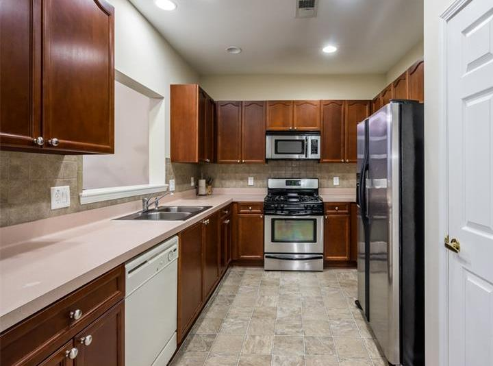 Kitchen In Madison Place Home