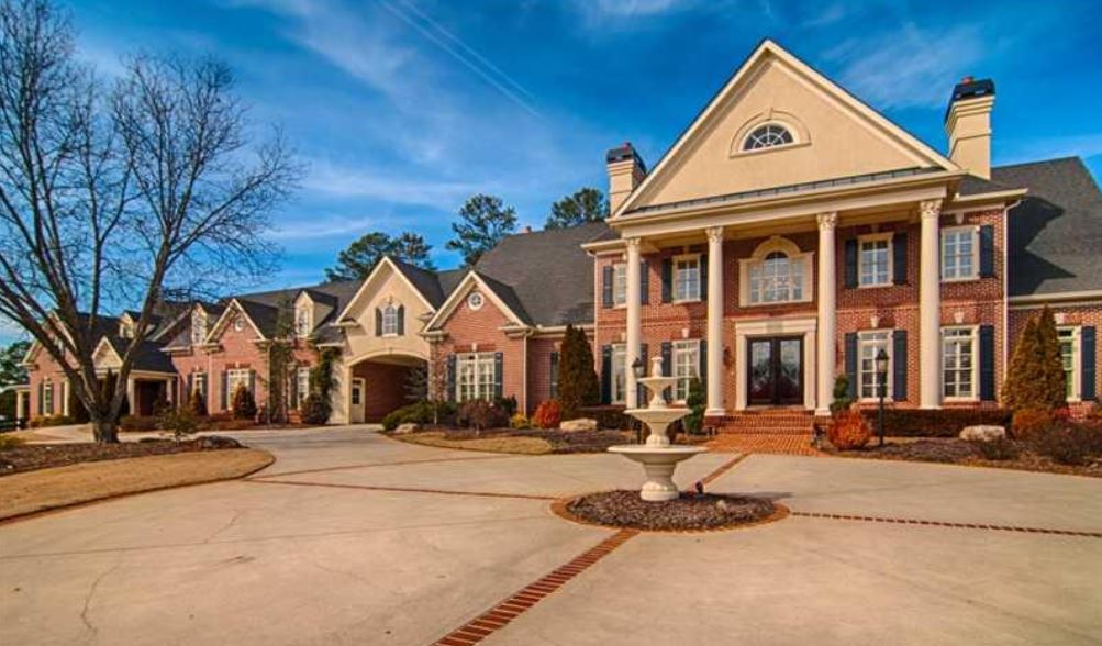 Old Surrey Place Roswell GA Home