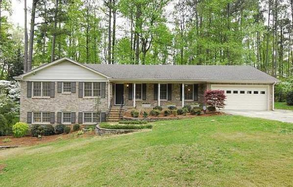 Briaridge Doraville GA Home