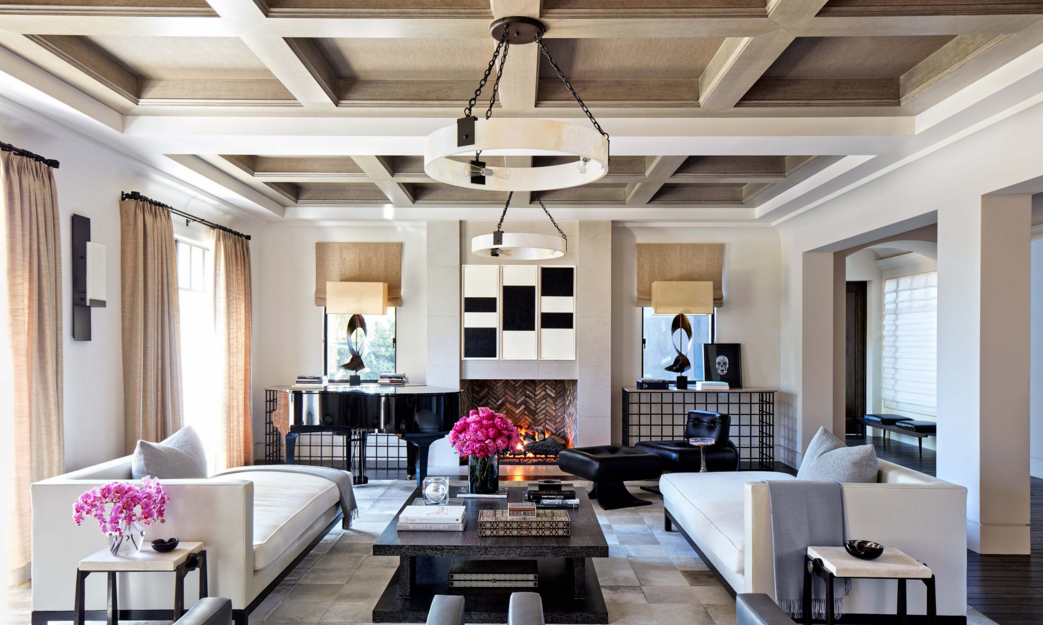 Keeping up with the kardashians living room