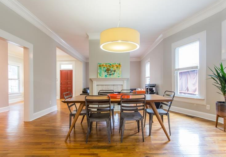 newest listings in atlanta old fourth ward dining room