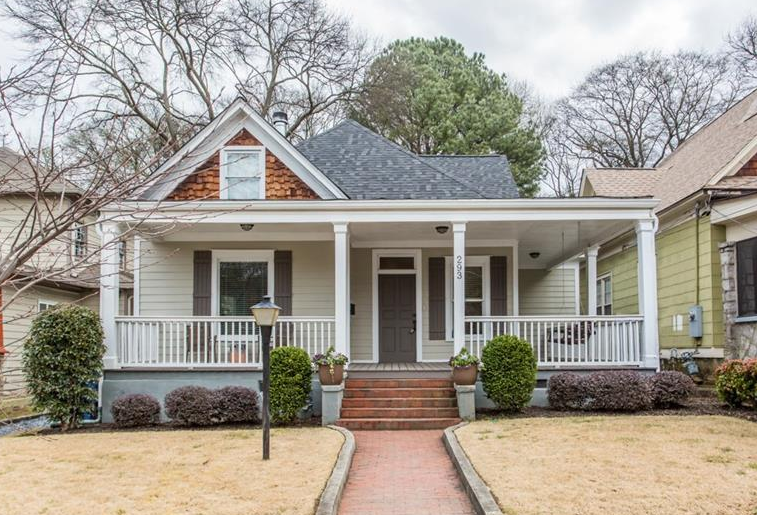 newest listings in atlanta old fourth ward exterior