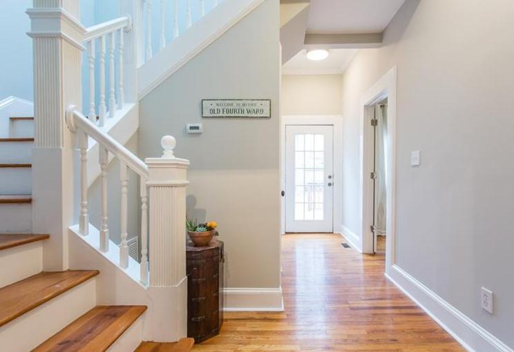 newest listings in atlanta old fourth ward foyer