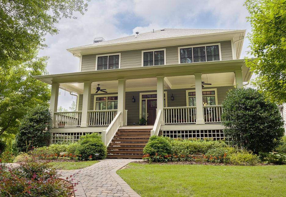 Craftsman Style Homes And Townhomes In Smyrna North