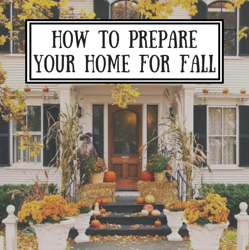 How to prepare your home for fall north atlanta real for Fall home preparation