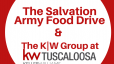 Keller Williams Tuscaloosa Partners With Salvation Army