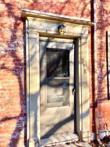 838 front door