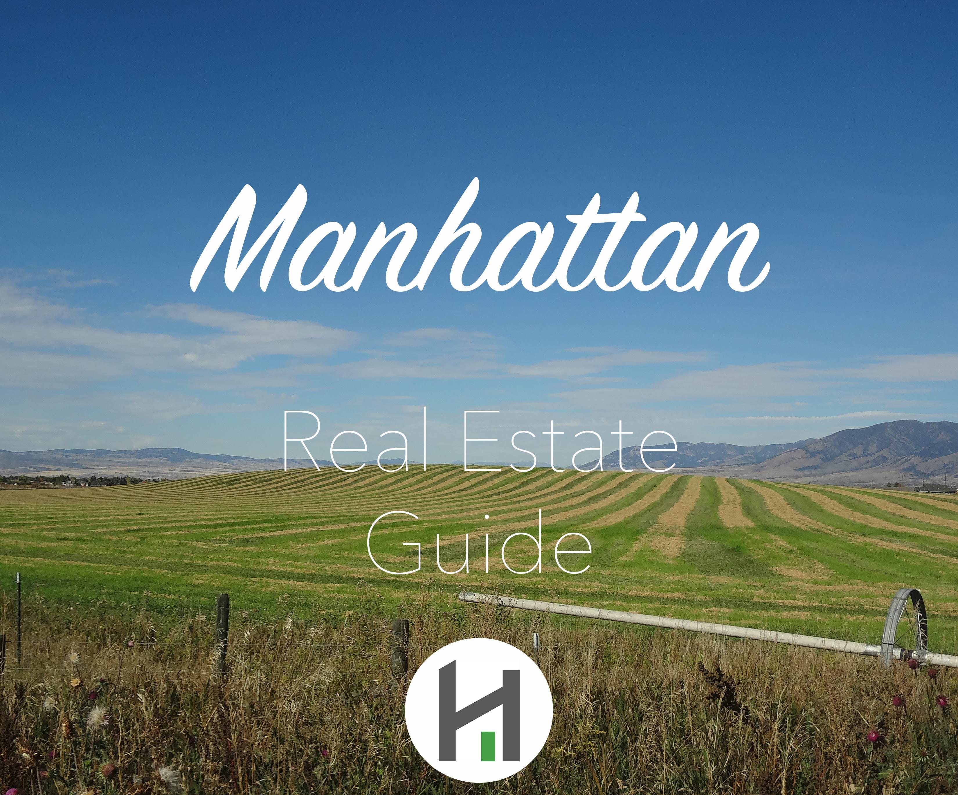 Explore Manhattan MT Real Estate