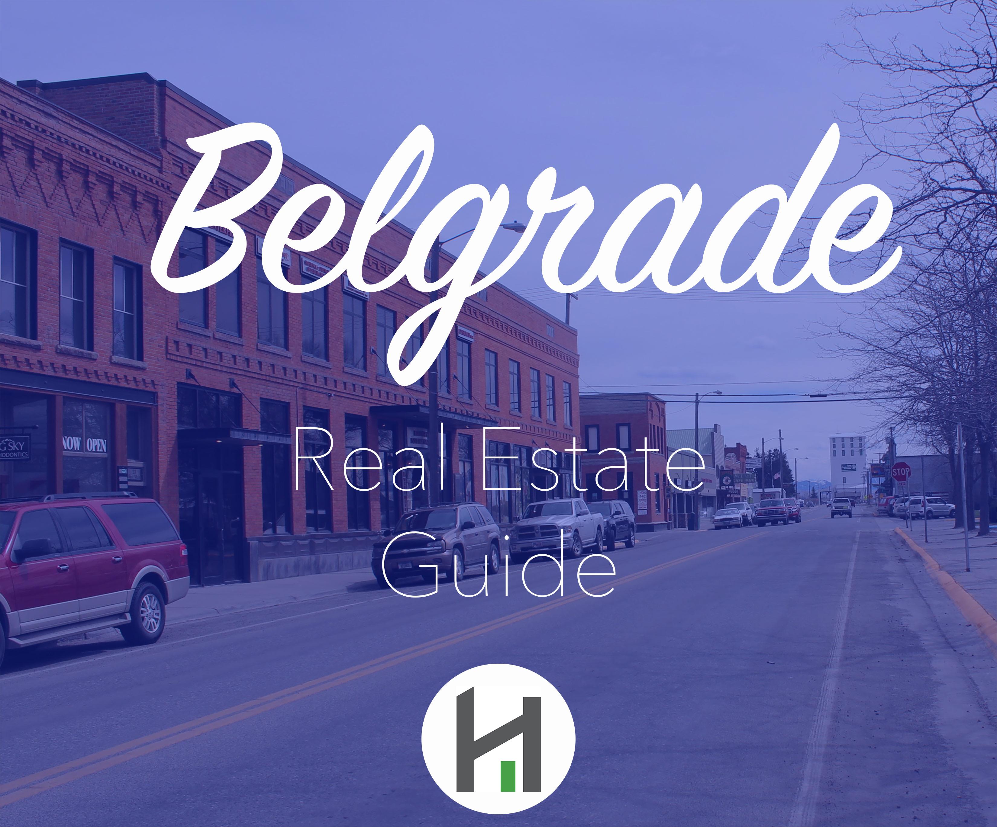 Belgrade Real Estate Guide