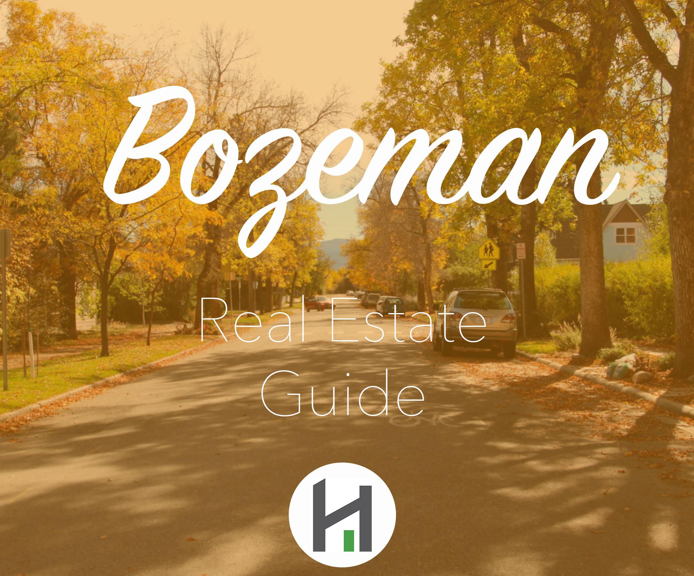 Find Bozeman Real Estate